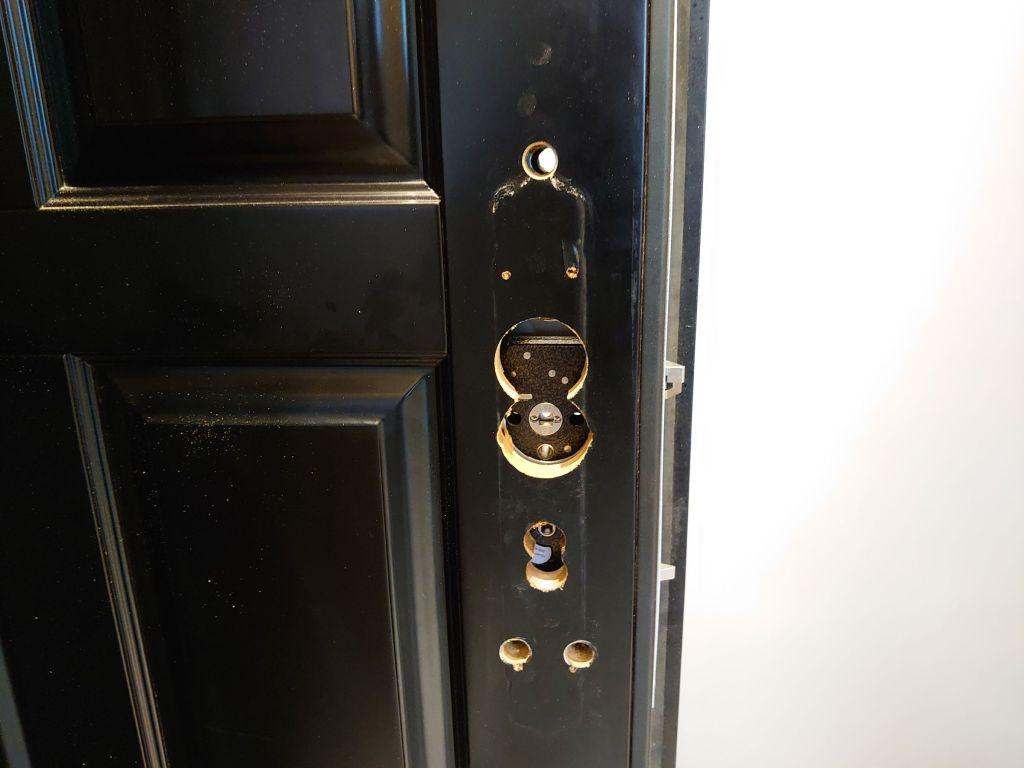 台中電子鎖安裝推薦 飛利浦9200 philips 9200 4