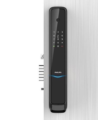 飛利浦電子鎖 9300 philips 9300 台中電子鎖安裝4