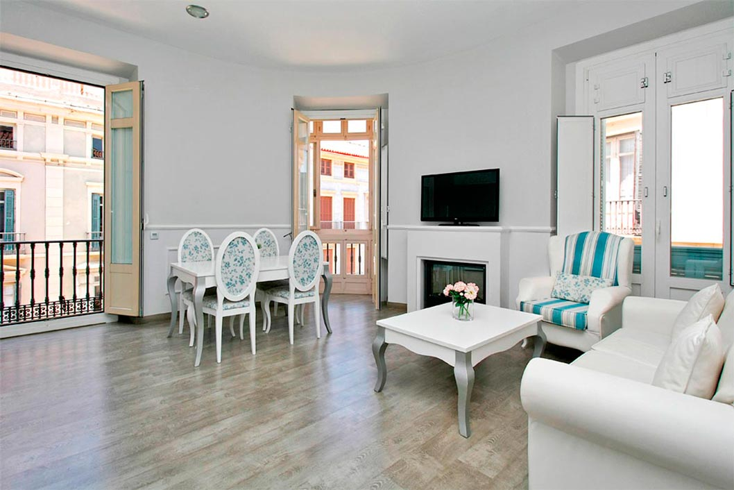 Alquiler Apartamentos Mlaga