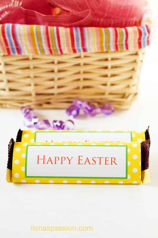 Free printable easter chocolate bar wrapper ilonas passion free printable easter chocolate bar wrapper get your free printable easter chocolate bar wrapper in negle Images