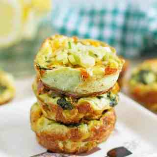 Breakfast egg muffin cups are healthy, nutrisious and delicious recipe by ilonaspassion.com I @ilonaspassion