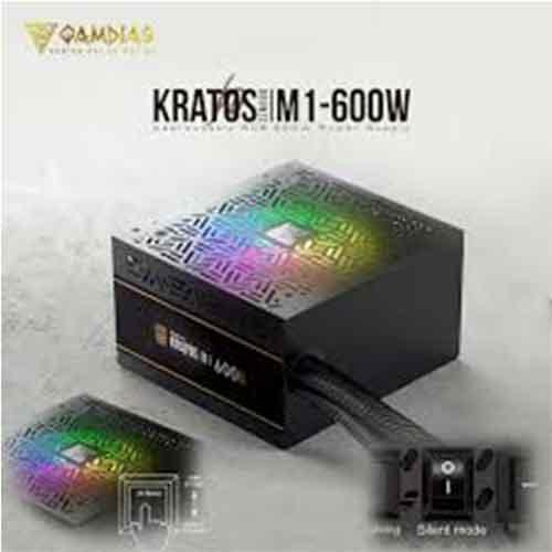 gamdias kratos m1-600b 600 watt