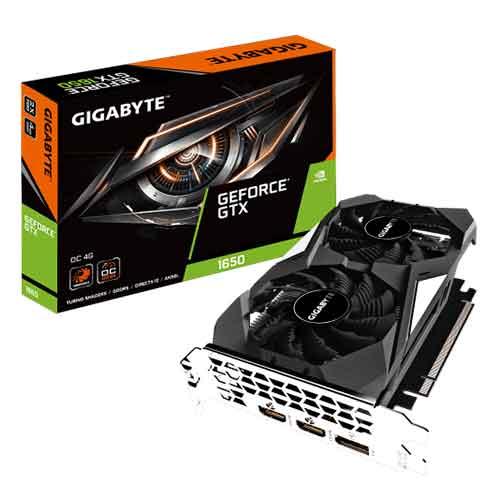gigabyte gtx 1650 oc