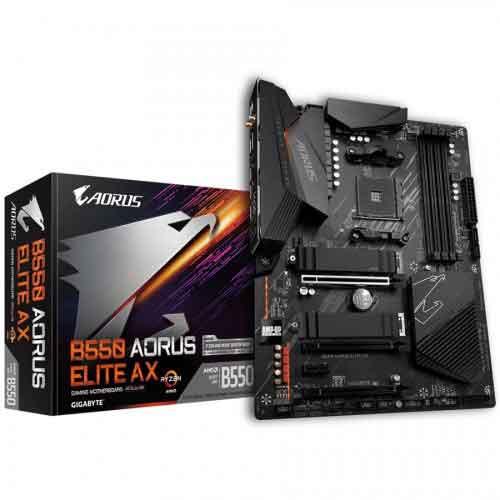 gigabyte b550 aorus elite ax