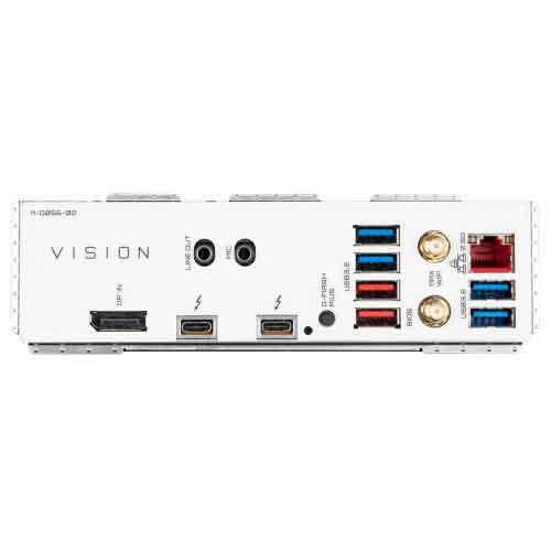 gigabyte z590i vision d