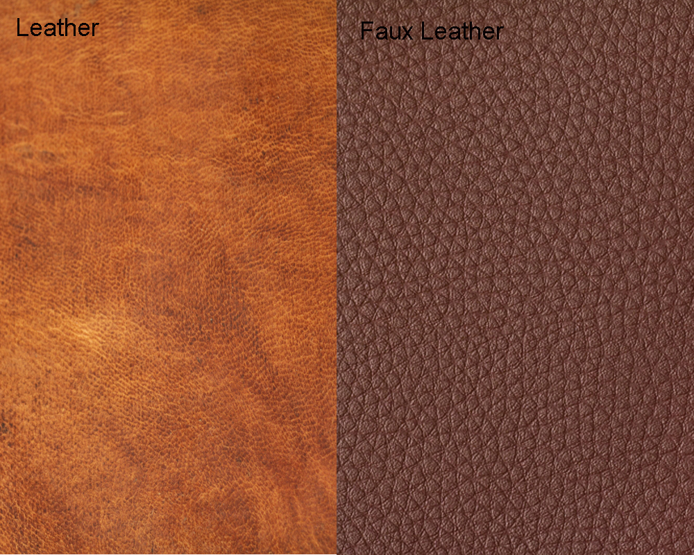 Pvc Leather Vs Real Leather
