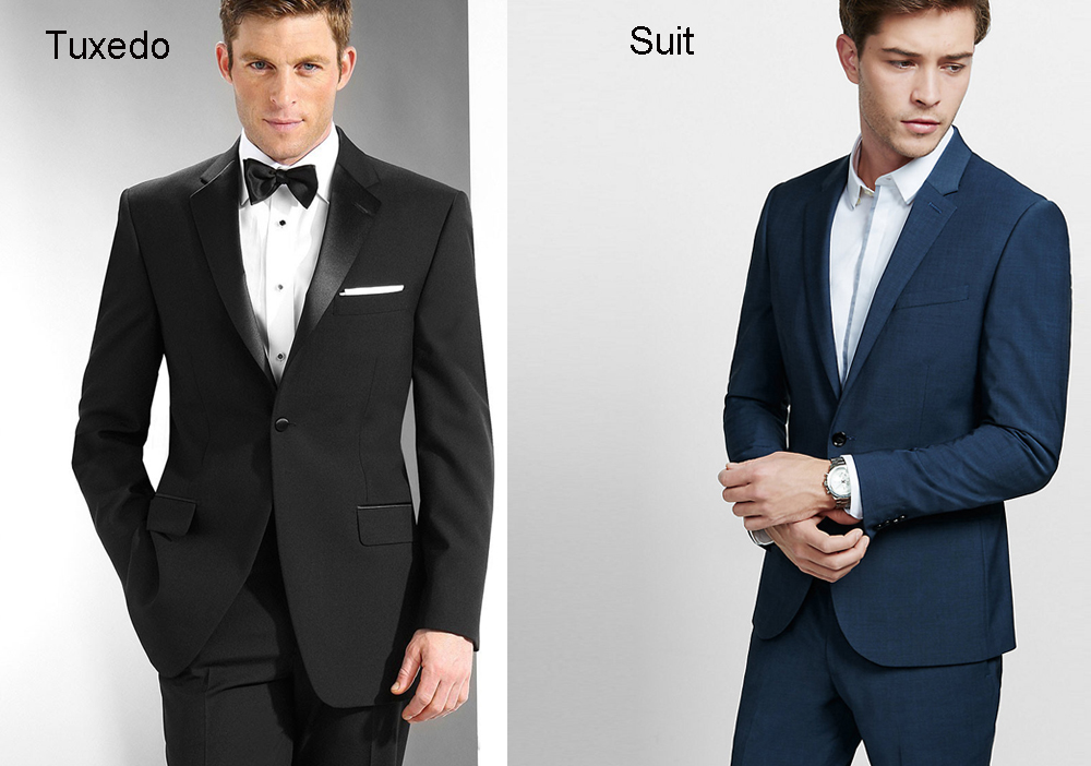 Suit Or Tux For Prom Dress Yy