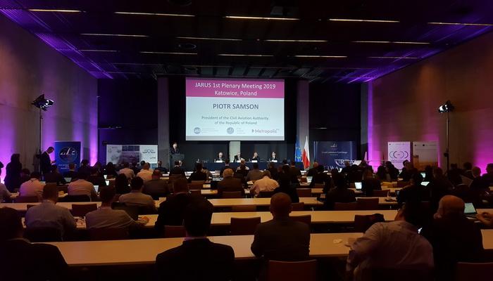 JARUS 1st Plenary Meeting 2019, Katowice, Poland