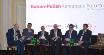 Włosko-Polskie Forum Aeronautyki | Italian-Polish Aerospace Forum