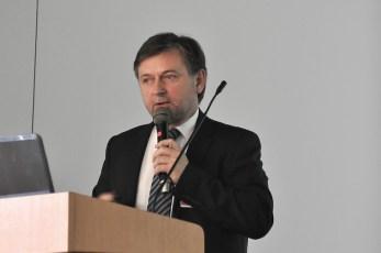 mgr inż.Alfred Brzozowski, Centralny Instytut Ochrony Pracy – Państwowy Instytut Badawczy