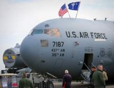 Wystawa statyczna – najwięksi | Static exhibition – big airplanes