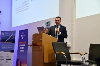 """Konferencja """"Eksploatacja Bezzałogowych Systemów Latających"""", 06.03.2019."""