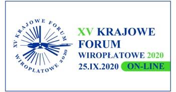 XV Krajowe Forum Wiropłatowe 2020