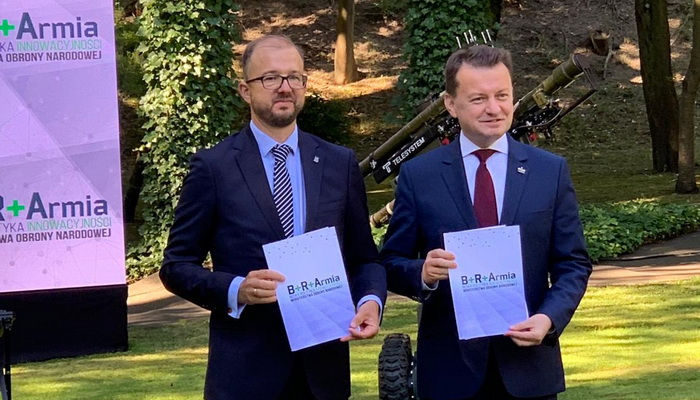 Łukasiewicz rozpoczyna współpracę zMON