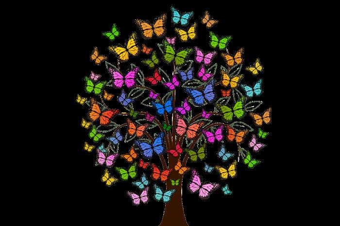 Butterflies_tree