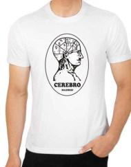CAMI CEREBRO RECOR - Camiseta CEREBRO Blanca