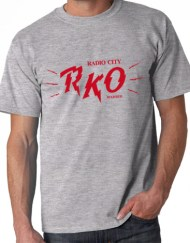 RKO GRIS - Camiseta RKO Gris