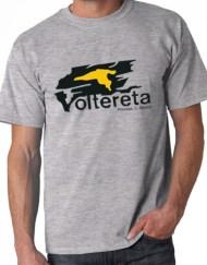 VOLTERETA GRIS - Camiseta VOLTERETA Gris