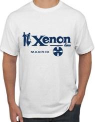 XENON BLANCA - Camiseta XENON Blanca