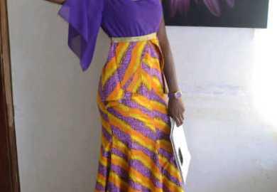 Ghana Chitenge Dresses
