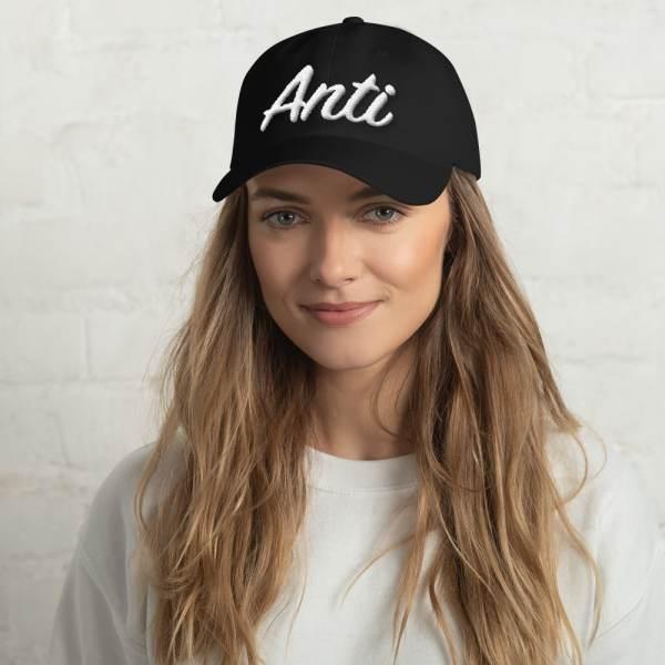 Anti Dad hat