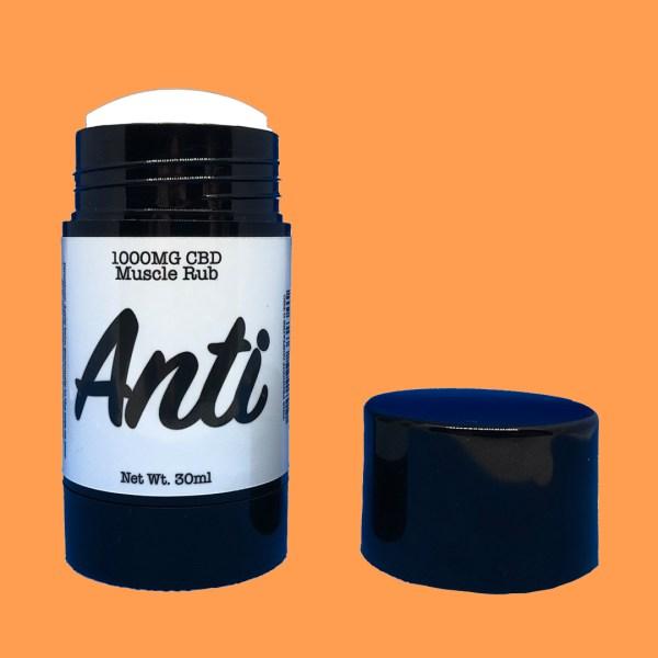 Anti 1000MG CBD Muscle Rub