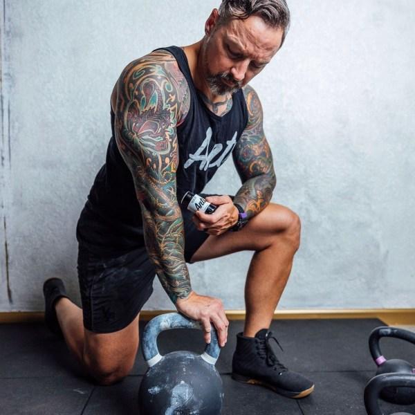 Anti 5000MG CBD Muscle Rub
