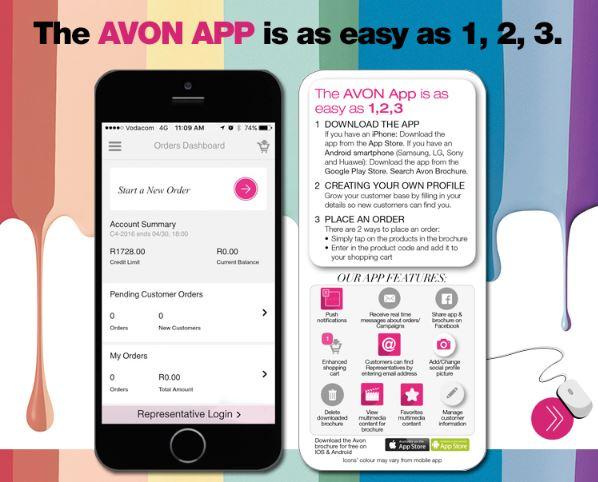 Representative Training How To Place Your Avon Order Iloveavon