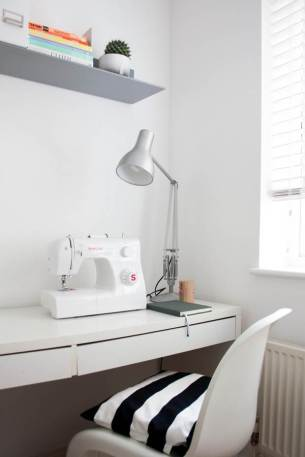 my sewing studio