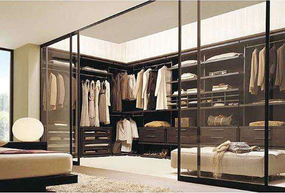 Cabina armadio elegante con o senza tubi quale comprare