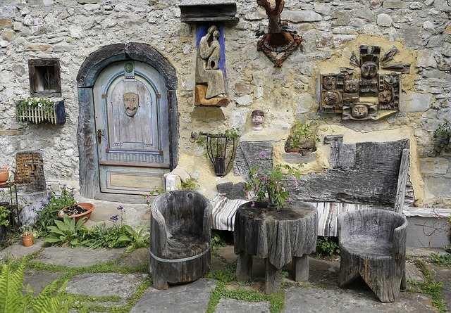Come arredare casa con giardino idee consigli mobili
