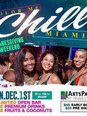 Sun Dec 1st – Chill Miami