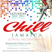 Dec 29th – Christmas Chill Jamaica