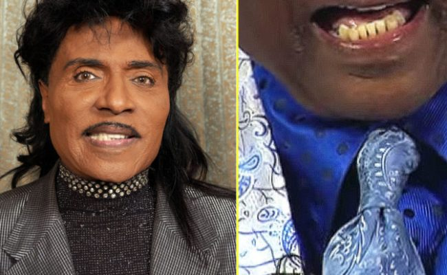 Wait Til You See What Little Richard Looks Like In His