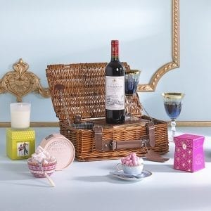 Gift Basket Of Little Luxuries