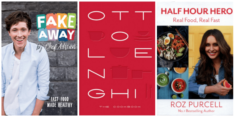 Christmas Cookbook Gift Guide
