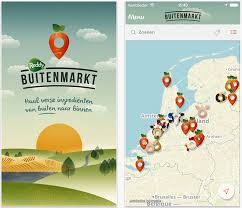 Buitenmarkt app www.dedetoxcoach.nl