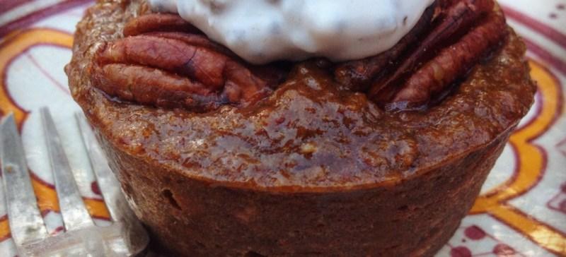 I Love Detox recept: Herfst pompoen muffin met banaan. Paleo proof!