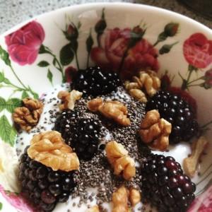 I Love Detox ontbijt recept: 5 detox ontbijt tips. Voedzaam, snel en gezond op pad!