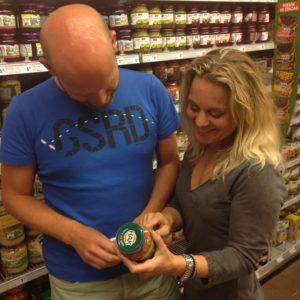 Supermarktsafari met Detoxcoach Nico van Rossum. Leer over enummers, verborgen suikers, marketing trucs en meer. Gezellig met vriendinnen, familie of ter voorbereiding van een gezonde leefstijl of detox kuur!