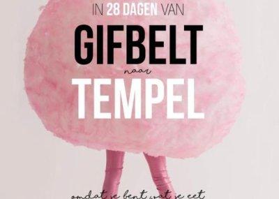Boek recensie over In 28 dagen van gifbelt naar tempel van detoxcoach Jacqueline van Lieshout editie 2016.