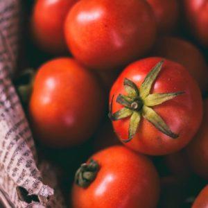 Detox recept voor je detox kuur! Romige tomatensoep met kikkererwten sinaasappelsap gember en tijm