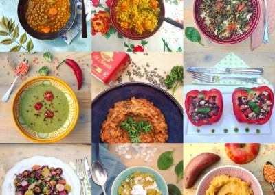 recepten met linzen, vegan, vegetarisch en detox recepten. Van soep tot salade tot curry. Gezond genieten!
