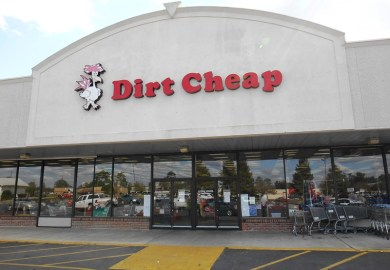 Locations Dirt Cheap