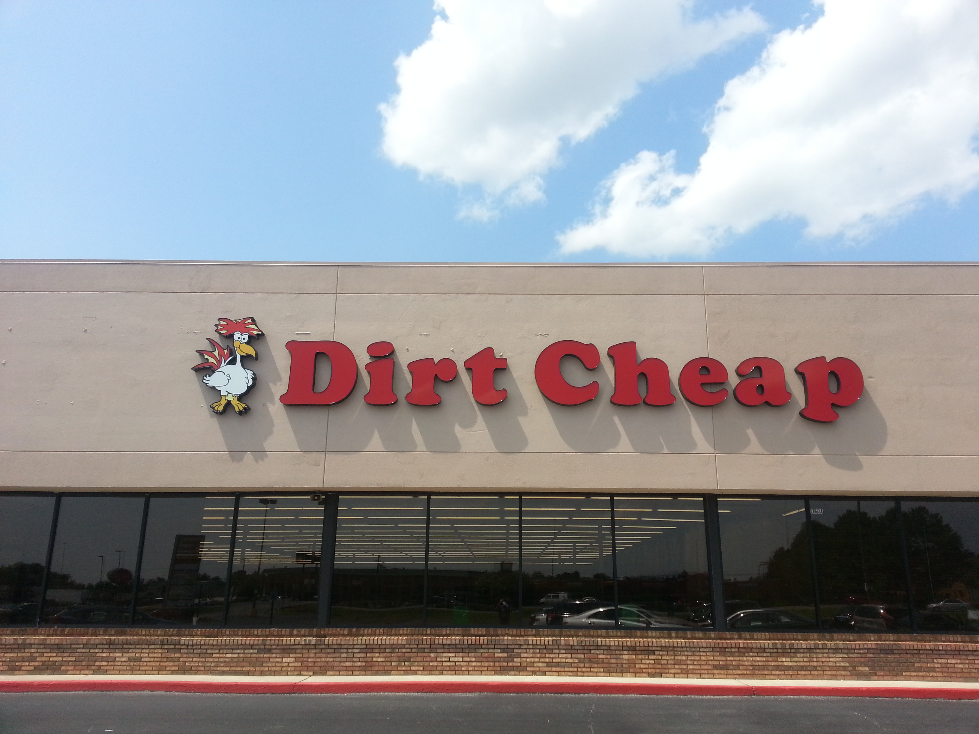 Madison Dirt Cheap  Locations  Dirt Cheap