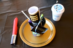 star wars party place setting