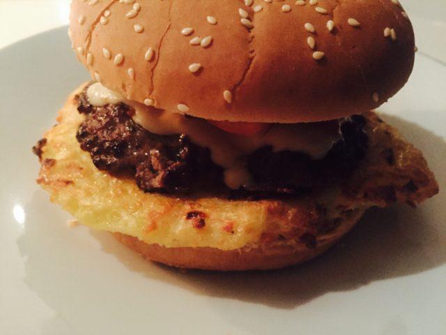 Røsti Burger