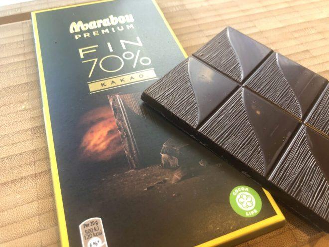 Marabou Premium Fin 70% Mørk Chokolade