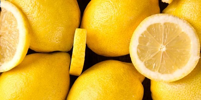 Maschera alla pera e limone