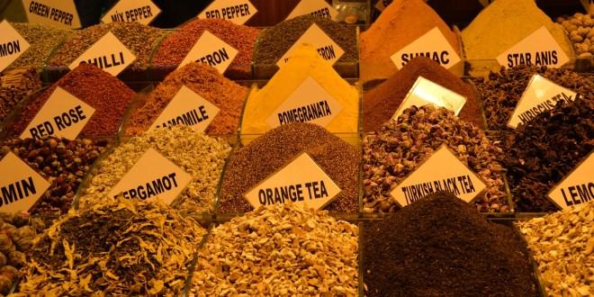 diversi tè